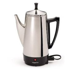 Best Reviews Presto 02811 12-Cup Stainless Steel Coffee Maker for Best Buy.    Read More Reviews Click On Link: http://www.amazon.com/gp/product/B00006IV0Q/?tag=hdtv0a1-20