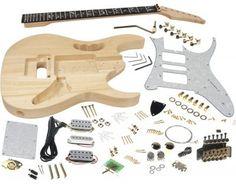 SOLO Jem Style DIY Guitar Kit