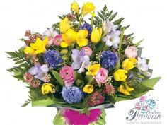 Image for Flowers Bouquet Birthday HD Wallpapers Flower Bouquet Pictures, Spring Flower Bouquet, Flower Images, Spring Flowers, Pink Rose Flower, Pink Roses, Exotic Flowers, Pretty Flowers, Birthday Greetings