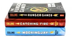 Hunger Games Trilogy: A Book Review & Commentary One down! Two more to go!!!  Hunger Games obsessed!!!!