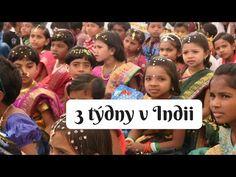 3 týdny v Indii s Melanií | Síla pro život - YouTube Indie, Youtube, Movies, Movie Posters, Films, Film Poster, Cinema, Movie, Film