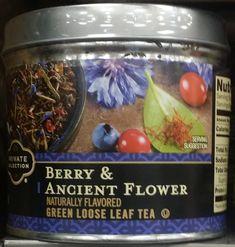 Private Selection Berry & Ancient Flower Green Loose Leaf Tea oz (Pack of Loose Leaf Tea, Gourmet Recipes, The Selection, Berry, Packing, Amazon, Flowers, Green, Image Link