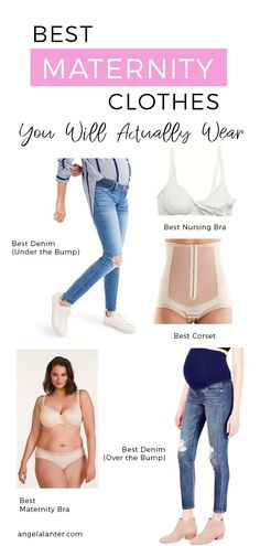 bf4af9854e Best maternity clothes you will actually wear. Find the full list of your  must haves