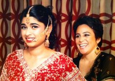 Indian Wedding Ceremony in Newport. Makeup by Jennie Kay Beauty