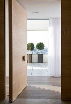 :: DETAILS :: love the pivot door #details