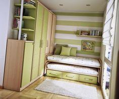 Desain Interior Tempat Tidur Anak Tingkat Cantik Dan Simple   Griya Indonesia