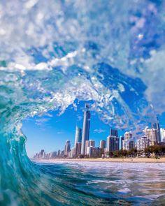 Travel Inspiration, New York Skyline, Australia, Australia Beach