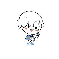 Cute Little Drawings, Cute Drawings, Cute Wallpaper Backgrounds, Cute Wallpapers, Cute Cartoon Characters, Cute Art Styles, Daily Drawing, Olaf, Aesthetic Wallpapers