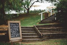 Unplugged Ceremony ~ Walka Water Works ~ Little Black Bow Photography Sign Writing, Signage, Lettering, Photography, Bow, Wedding, Water, Decor, Black