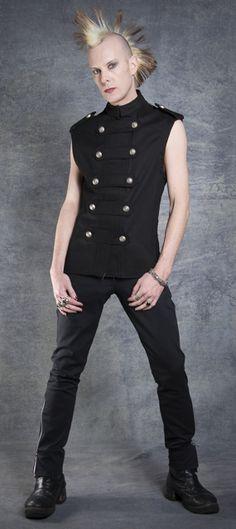 STEAMPUNK FASHION FOR MEN | ... Gothic Clothing, Victorian Clothing, Punk Clothing, Steampunk Clothing