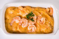 Strogonoff de camarão com leite de coco é uma opção saudável e sofisticada, para a sua próxima refeição de verdade. Confira a receita!