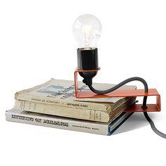 Light up your culture #design #books #lightbulb