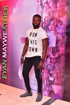 Celebrities Storm Olamides OLIC 3   Celebrities from all walks of life graced theOLIC 3event which took place at Convention Centre of the Eko Hotel and Suite.  The likes ofTuface Annie Idibia AY Mercy AIgbe Governor Ambodeamongst many others showed up to support Olamide.  See photos:  entertainment