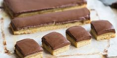 #Fructosefree Caramel Slice - I Quit Sugar  We have kept this recipe to ourselves for too long. You only need a tiny amount of this delicious treat.