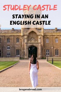 Have you ever stayed in an English Castle? Read about what it was like to stay in Studley Castle, an adults-only luxury hotel in the heart of the English countryside. Europe Destinations, Europe Travel Tips, Travel Guides, Travel Plan, Travel Goals, European Travel, Budget Travel, Ukraine, Stay In A Castle