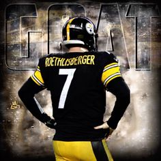 "1,433 Likes, 1 Comments - Pittsburgh Steelers Enthusiast (@blitzburghnation) on Instagram: ""Big Ben the GOAT! #benroethlisberger #steelers #steelersnation #steelernation #pittsburgh…"""