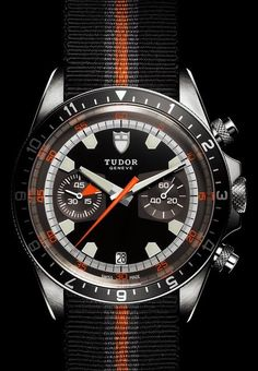 Tudor Heritage Chronograph