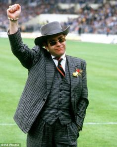Elton and Watford FC