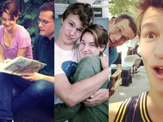 The 20 Most Adorable Instagram Pics From The Fault In Our Stars Set | Celebrity Gossip + Entertainment News | VH1 Celebrity