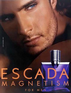 Parfum Magnetism for men par Escada