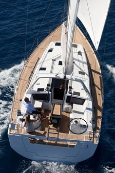 Oceanis 48 | Naos Yacht Sales