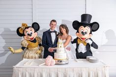Michelle & Brian had some special help cutting their wedding cake! Click link in bio to listen! ⠀ ⠀ ⠀ 👰: @mdd03.12⠀ 📸: @caldwellphotographicstudio & @jaimeriveraphotography ⠀ ⠀ ⠀⠀⠀ ⠀⠀⠀ ⠀⠀⠀ ⠀⠀⠀ #disneyweddingpodcast #fairytaleweddingsguide #disneywedding #weddingcake #hiddenmickey #weddingcakes #weddingcakeideas #weddingcakedesign #weddingcaketopper #cakesofinstagram #weddingcakeinspo #weddingcakewednesday #disneyweddingcake #weddingwednesday #cakestagram #weddingcakedecoration #dftw… Wedding Cake Decorations, Wedding Cake Designs, Wedding Cake Toppers, Wedding Cake Prices, Wedding Cakes, Mad Hatter Wedding, Blackberry Cake, Disney Fine Art, Hidden Mickey