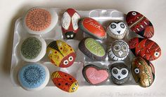 5 Imaginative Rock Painting Ideas