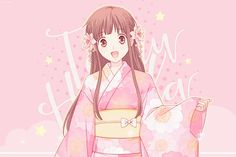 Find images and videos about gif, anime girl and fruits basket on We Heart It - the app to get lost in what you love. Girls Anime, Kawaii Anime Girl, Fruits Basket Manga, Fruits Basket Cosplay, Version Francaise, Cute Anime Wallpaper, Anime Shows, Anime Love, Aesthetic Anime