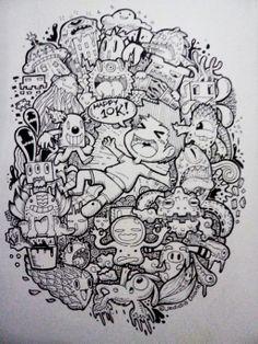 10k Doodle