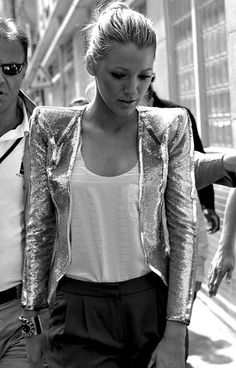 black and white blake lively - Google Search