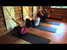 Pilates Chalet - Pilates Studio Springboard - YouTube