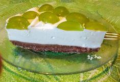 Joghurtos - citromos szőlős torta sütés nélkül! - Ketkes.com Cheesecake, Sweet, Desserts, Food, Tailgate Desserts, Meal, Cheese Cakes, Dessert, Eten