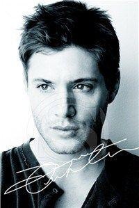 Supernatural Jensen Ackles Wall Poster 50x75cm