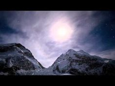 Experience the majesty of Mount Everest through a time-lapse video.