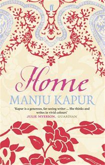 Manju Kapur - Home