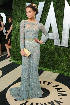 VANITY FAIR OSCAR PARTY 2013 - Red Carpet Arrivals by nylonmagazine, via Flickr