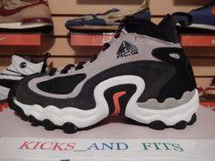 VTG OG 1997 98 Nike Air ACG Talus Hiking Trail Shoes Women's size 7 109029-001 #Nike #WalkingHikingTrail