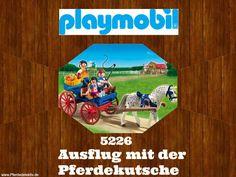 Playmobil Ausflug mit der Pferdekutsche (5226)