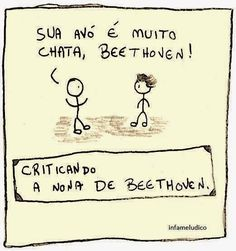 Criticando Beethoven