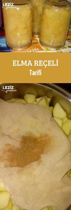 Elma Reçeli Tarifi Cantaloupe, Fruit, Ethnic Recipes, Food, Essen, Yemek, Meals