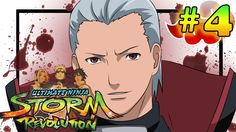 Naruto Shippuden: Ultimate Ninja Storm Revolution [Part 4] - Kakuzu and ...