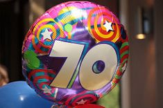 Do you have a relative who is celebrating a milestone birthday? You can combine that birthday with a family reunion.