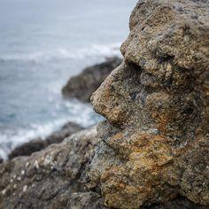 Les rochers sculptés - http://www.sebastiencaverne.fr/les-rochers-sculptes/ #Art, #Errance, #Mer, #Rothéneuf