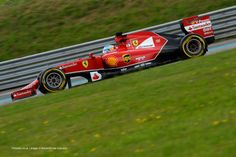 Alonso in P2 at Red Bull Ring - Austria 2014