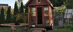 Tiny House insurance via Lloyd's of London. At this time the policy is only available to tiny housers in California, Nevada, Oregon, Utah, Colorado, Arizona and Washington. Other states may be adopted later.