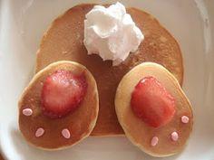 Super cute idea for Easter breakfast.
