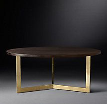 Wythe Round Dining Table