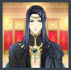 Zyglavis, the would be murderer! That's not very Libra like, Zyg! Well, at least he's blushing. Star Crossed Myth