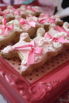 Cookies for Fancy Nancy Party - Adorable