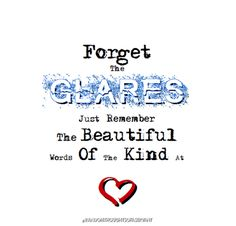 ~Glare~ By Ernie Kasper #quote #thinkingoutloud #walkamileinmyshoes #words #randomthoughtsofaservant